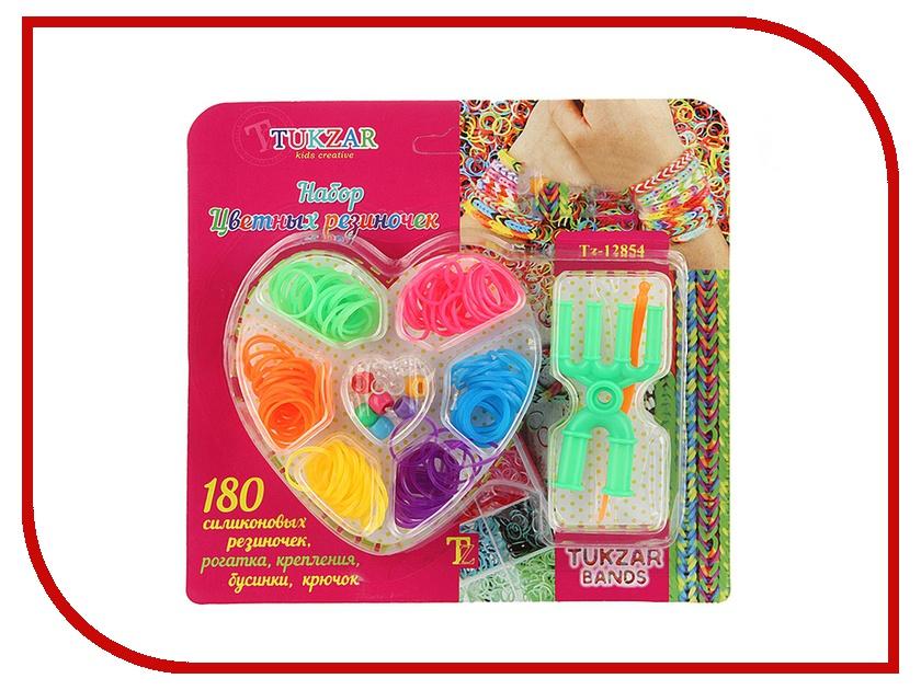 Набор для творчества TUKZAR Цветные резиночки TZ 12854