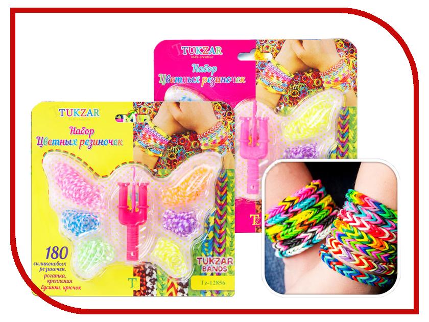 Набор для творчества TUKZAR Цветные резиночки TZ 12856