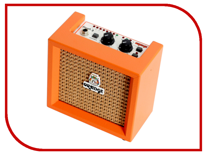 Комбо-усилитель Orange CR3 Micro Crush комбо усилитель roland cube 10gx