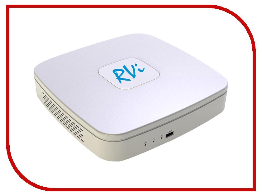Видеорегистратор RVi RVi-IPN8/1-4P