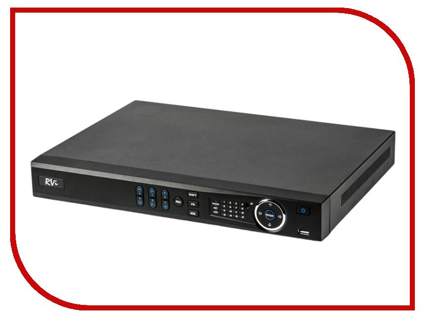 Видеорегистратор RVi RVi-IPN16/2-PRO NEW камеры видеонаблюдения rvi ipc52z30 pro