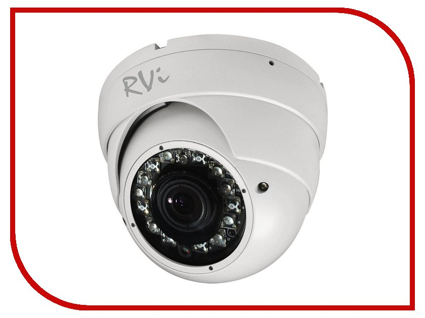Аналоговая камера RVi RVi-125C NEW 2.8-12mm