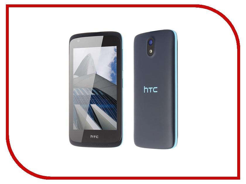 Сотовый телефон HTC Desire 326G Dual Sim Blue<br>