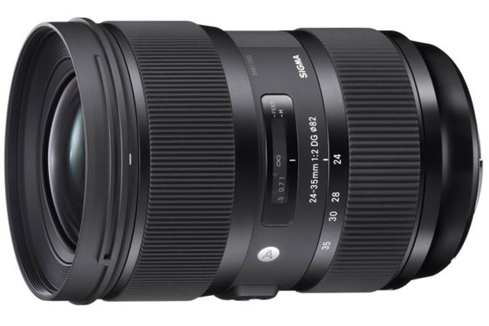 цена на Объектив Sigma Canon AF 24-35 mm F/2.0 DG HSM ART