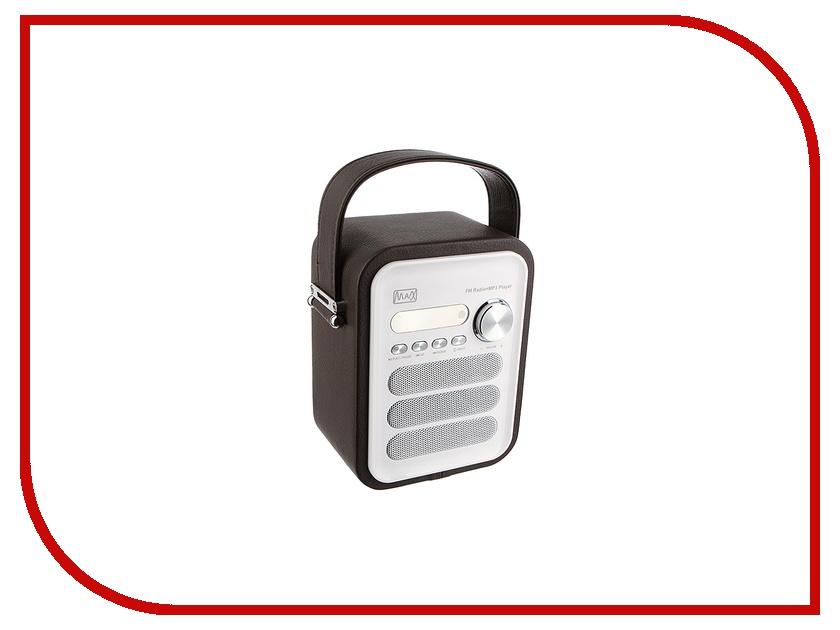 где купить  Радиоприемник MAX MR-330  дешево