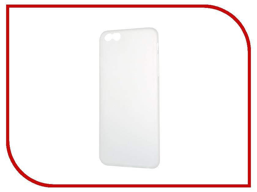 Аксессуар Чехол iPhone 6 Plus Muvit Thingel Case Transparent MUSKI0348<br>