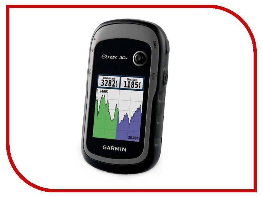 GPS-туристический Garmin eTrex 30x Глонасс / GPS 010-01508-11