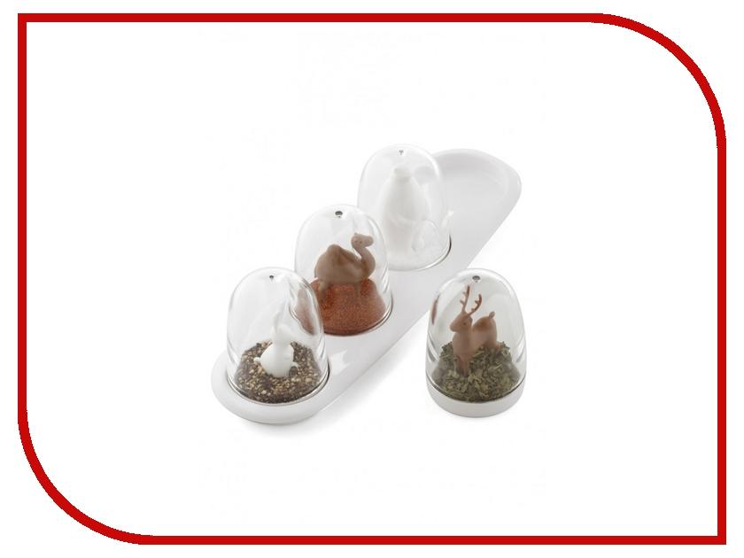 Кухонная принадлежность OP Животные набор для специй FG028-006