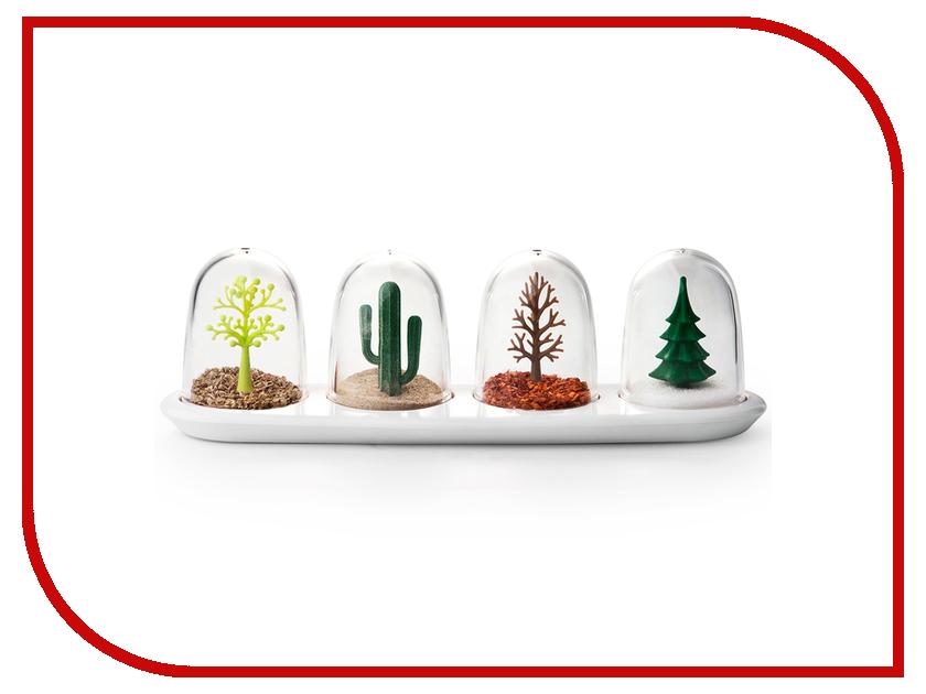 Кухонная принадлежность Набор для специй OP Растения FG028-005<br>
