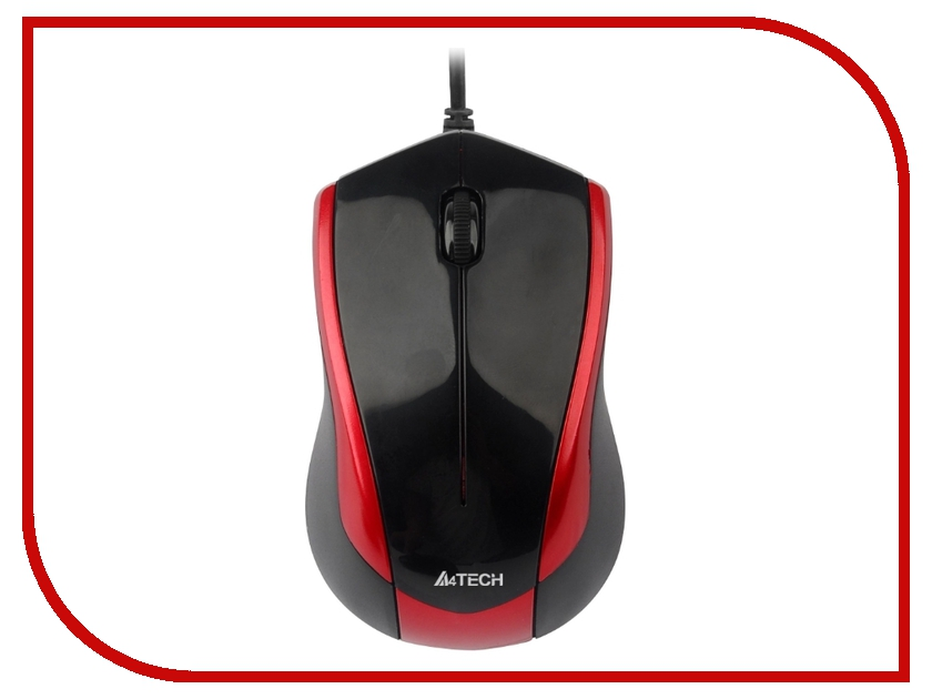 Мышь A4Tech N-400-2 Red-Black USB османова гурия абдулбарисовна стихи для улучшения произношения и развития речи