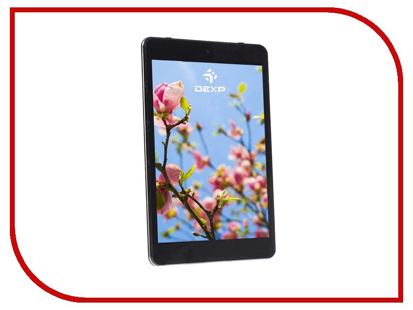 Планшет DEXP Ursus 8E mini Black 0803309 (Allwinner A23 1.2 GHz/1024Mb/4Gb/Wi-Fi/Cam/7.85/1024x768/Android)