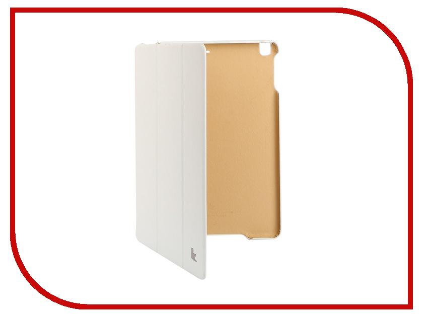 Аксессуар Чехол Jison Smart Cover для iPad Air 2/iPad Air White JS-ID6-04H00<br>