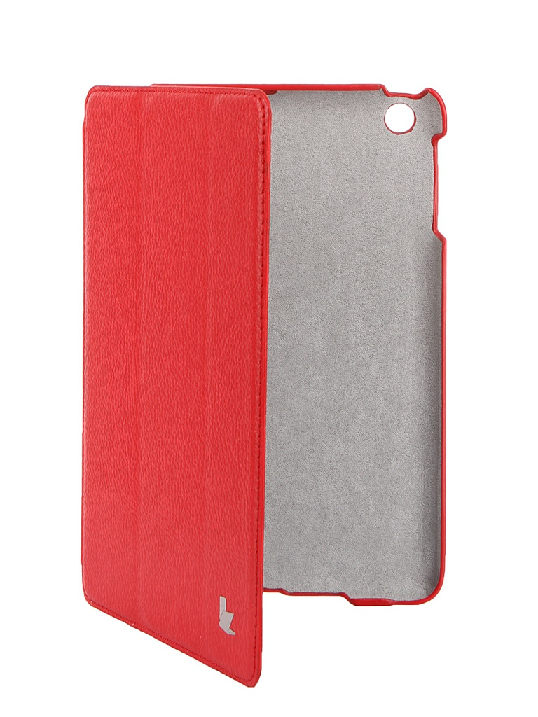 Аксессуар Чехол Jison Smart Leather Case для APPLE iPad mini/mini Retina Red JS-IDM-07T30<br>