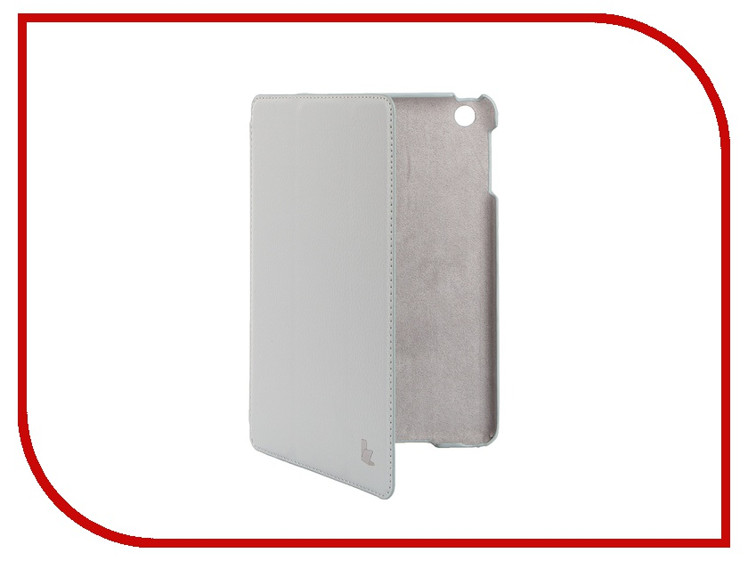 Аксессуар Чехол Jison Smart Leather Case для APPLE iPad mini/mini Retina Grey JS-IDM-07T60