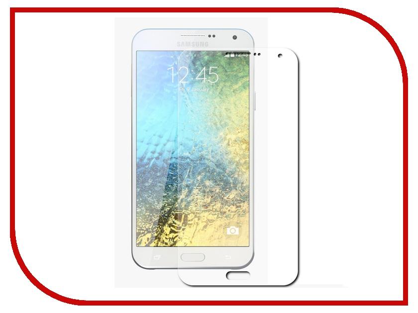 Фото Аксессуар Защитное стекло Samsung Galaxy E7 E700F Gecko 0.26mm ZS26-GSGE7