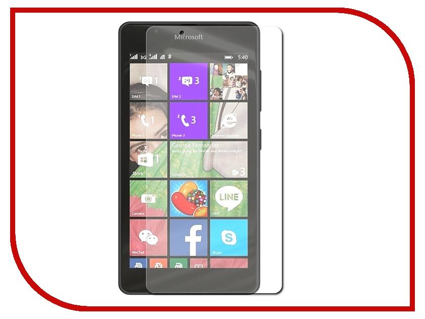 Аксессуар Защитное стекло Microsoft Lumia 540 DS Gecko 0.26mm ZS26-GMICL540<br>