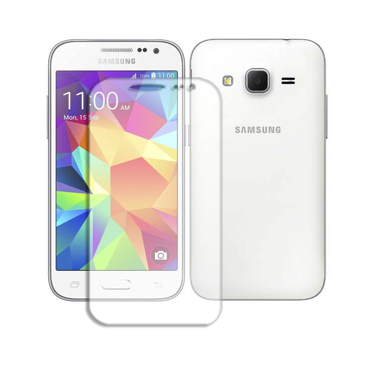 Аксессуар Защитное стекло Samsung Galaxy Core Prime G360H/G361H Gecko 0.26mm ZS26-GSCPRI<br>
