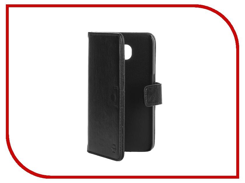 Аксессуар Чехол Samsung G920F Galaxy S6 Itskins Wallet Book SGS6-BOOKC-BLCK Black<br>