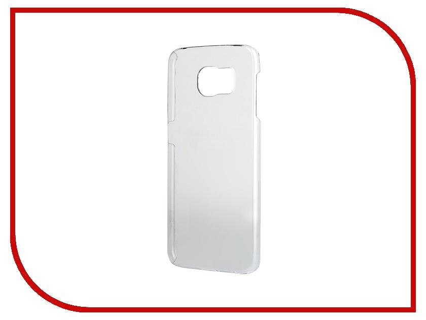Аксессуар Чехол-накладка Samsung G920F Galaxy S6 Itskins Pure Ice SGS6-PUICE-TRSP Transparent<br>