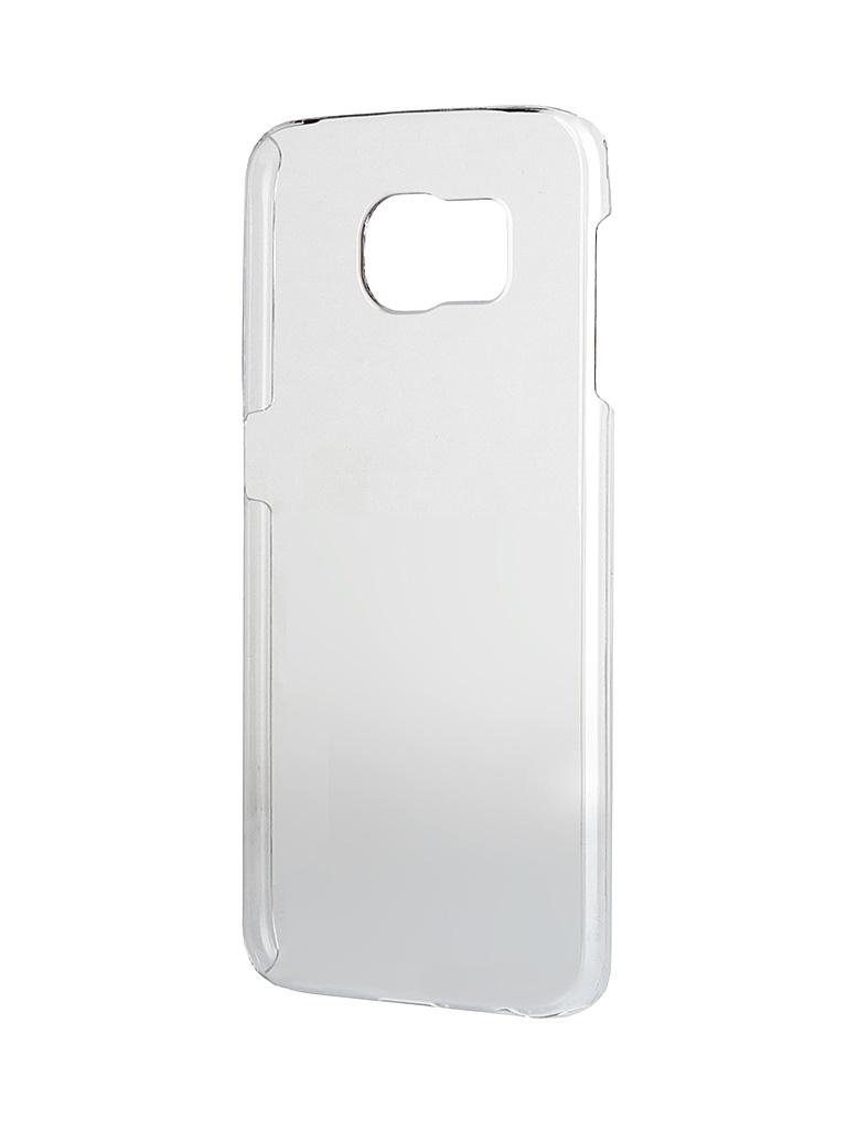 Аксессуар Чехол Samsung Galaxy S6 Itskins Pure Ice SGS6-PUICE-TRSP Transparent<br>