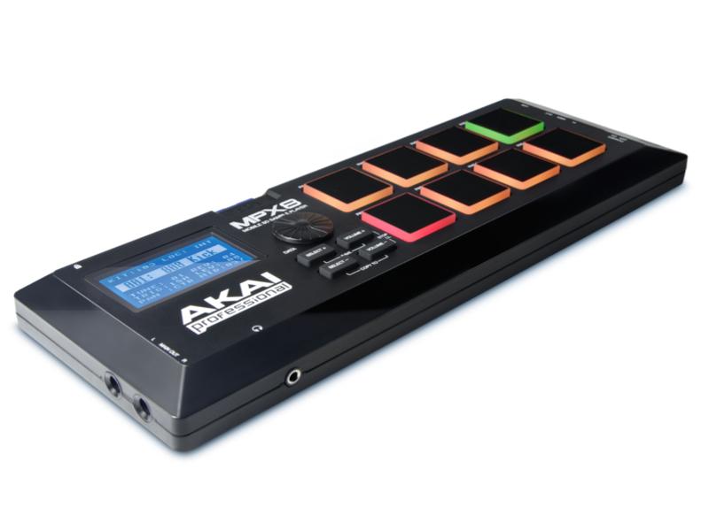 MIDI-контроллер AKAI pro MPX8 стоимость