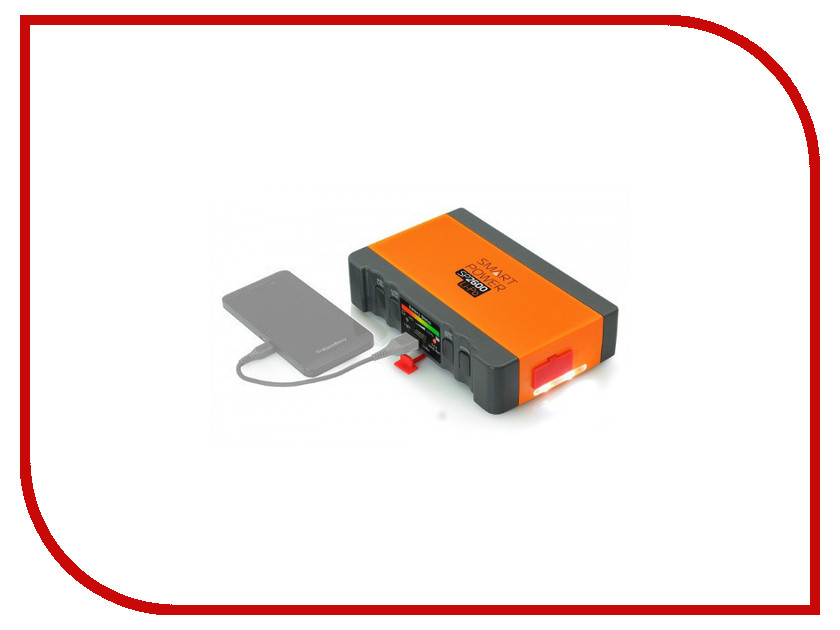 Устройство Berkut Smart Power SP-2600 устройство пуско зарядное berkut sp 4n