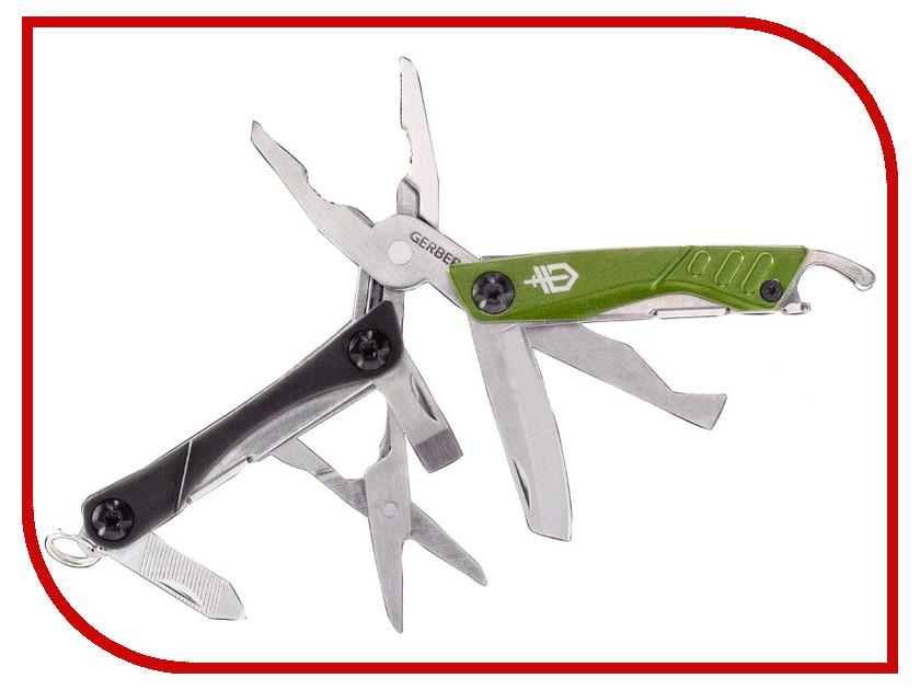 Мультитул Gerber Dime Micro Tool Green 31-001132