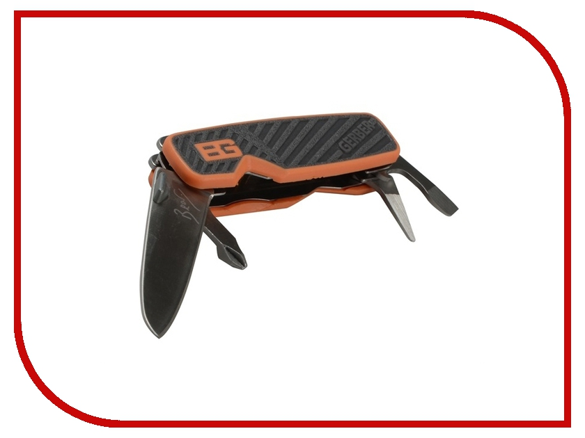 Мультитул Gerber Bear Grylls Pocket Tool 31-001050<br>