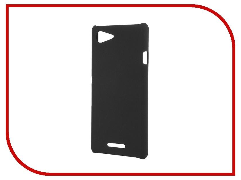 ��������� �����-�������� Sony Xperia Z3 BROSCO ����������� Black E3-BACK-03-BLACK