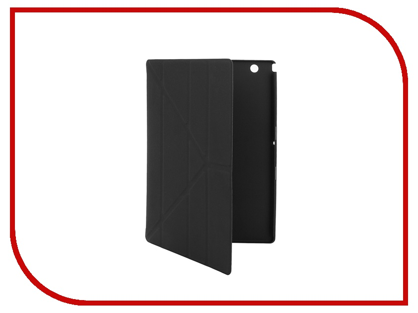 Аксессуар Чехол-подставка Sony Tablet Z4 BROSCO Black TABZ4-BOOK-BLACK<br>