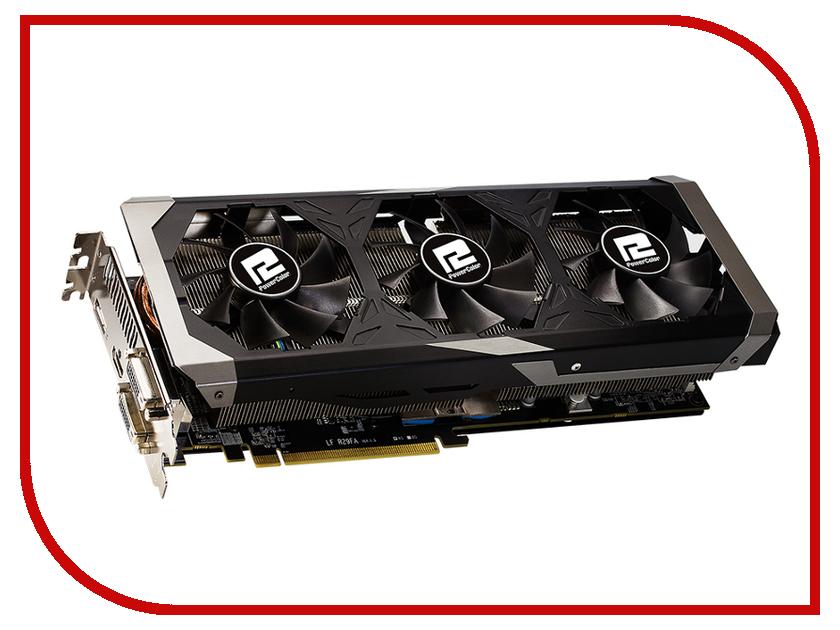 Видеокарта PowerColor Radeon R9 390X 1060Mhz PCI-E 3.0 8192Mb 6000Mhz 512 bit 2xDVI HDMI HDCP AXR9 390X 8GBD5-PPDHE