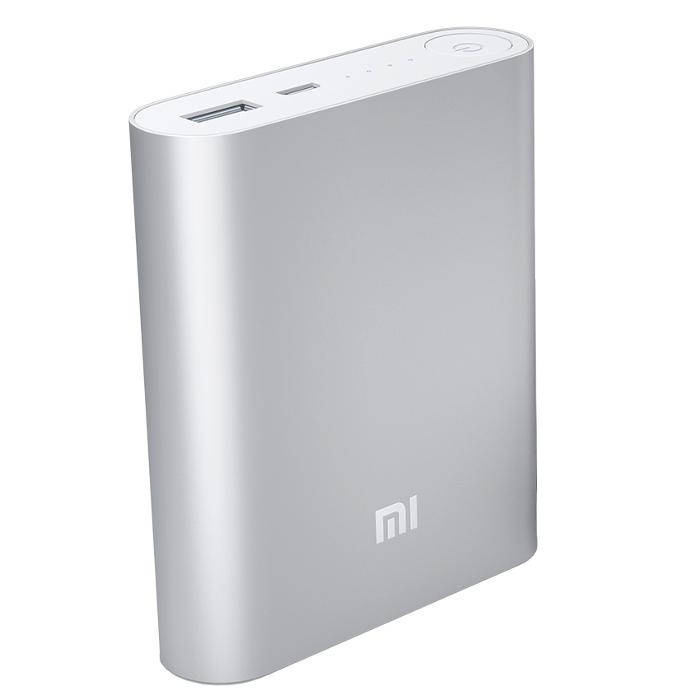 Аккумулятор Xiaomi Essential NDY-02-AD Silver 10400 mAh