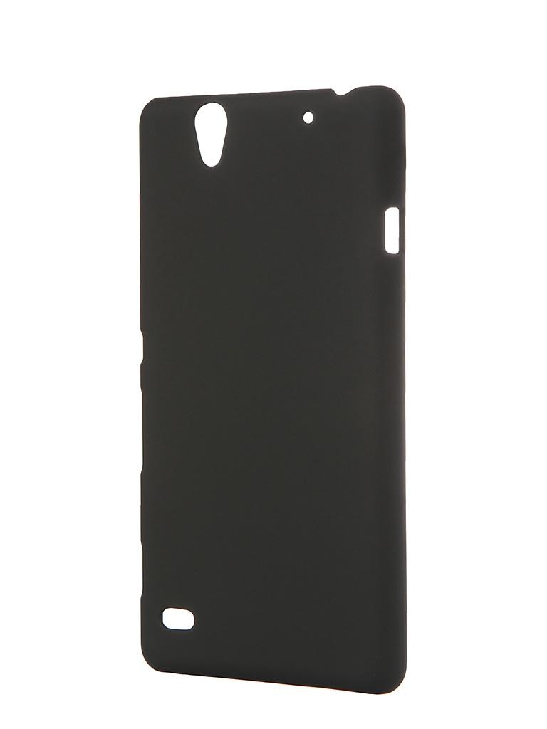 Аксессуар Чехол Sony Xperia C4 DF xSlim-09<br>