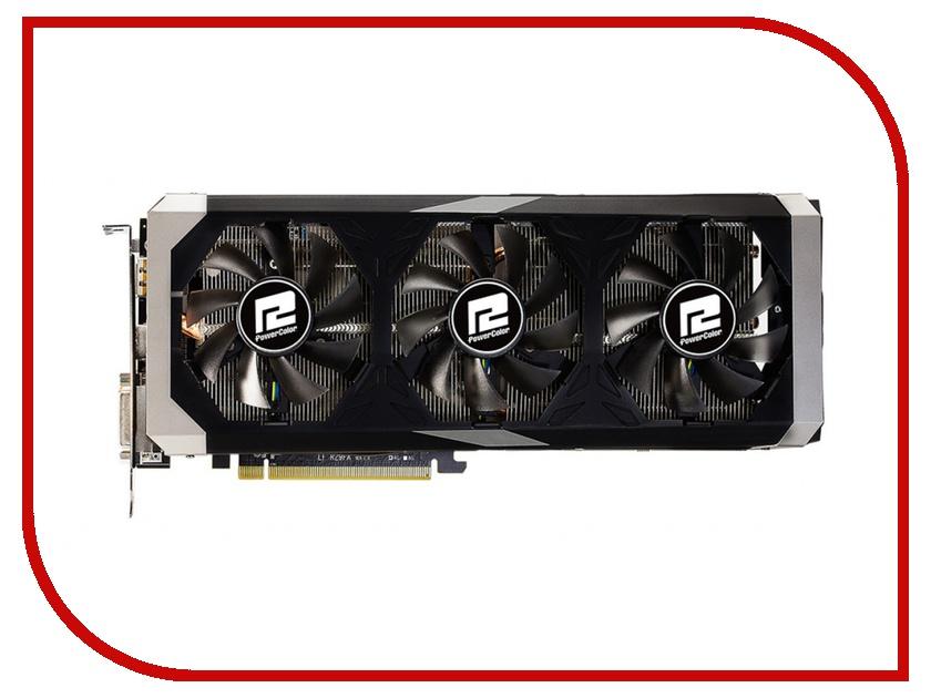 Видеокарта PowerColor Radeon R9 390 1010Mhz PCI-E 3.0 8192Mb 6000Mhz 512 bit 2xDVI HDMI HDCP AXR9 390 8GBD5-PPDHE