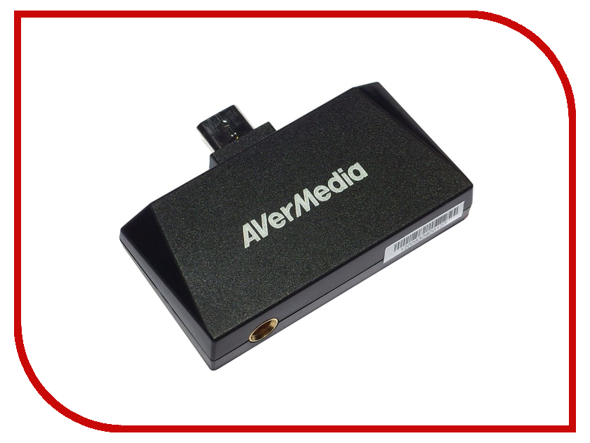 Тюнер AverMedia AVerTV Mobile 510