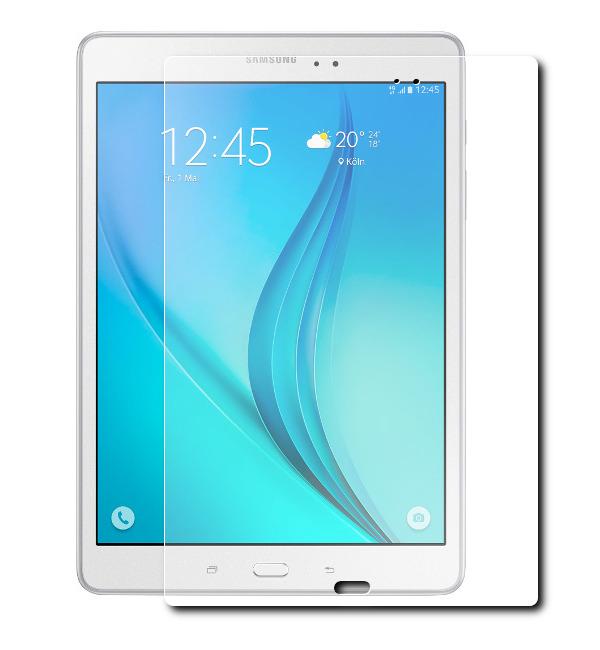 Аксессуар Стекло закаленное Samsung Galaxy Tab A 9.7 DF sSteel-29