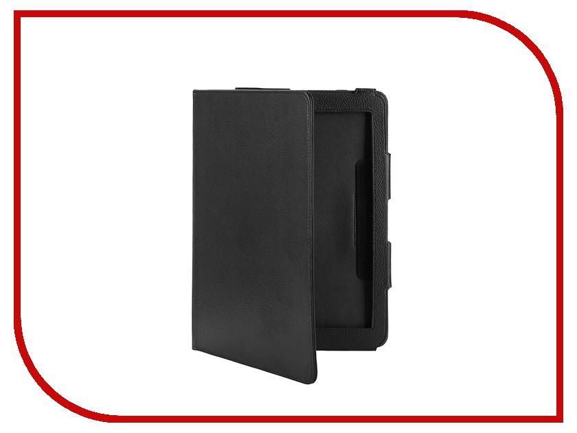 Аксессуар Чехол Huawei MediaPad 10 Link IT Baggage иск. кожа Black ITHW1001-1