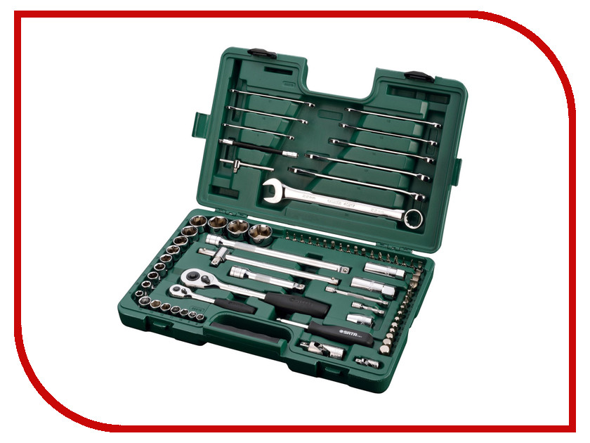 Набор инструмента SATA 09519 набор инструментов универсальный sata 09519