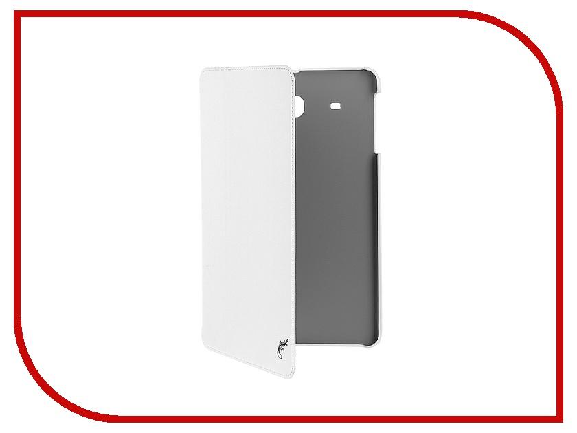 Аксессуар Чехол Samsung Galaxy Tab E 9.6 G-Case Slim Premium White GG-642