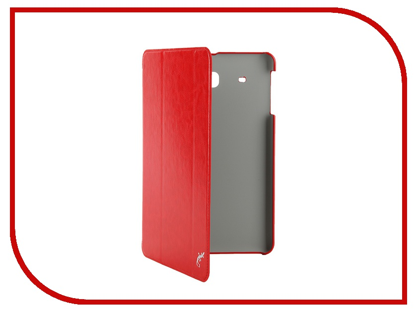 Аксессуар Чехол Samsung Galaxy Tab E 9.6 G-Case Slim Premium Red GG-621