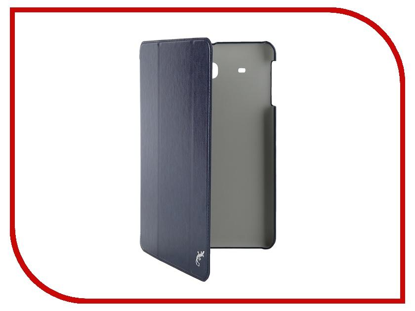 Аксессуар Чехол Samsung Galaxy Tab E 9.6 G-Case Slim Premium Dark-Blue GG-622