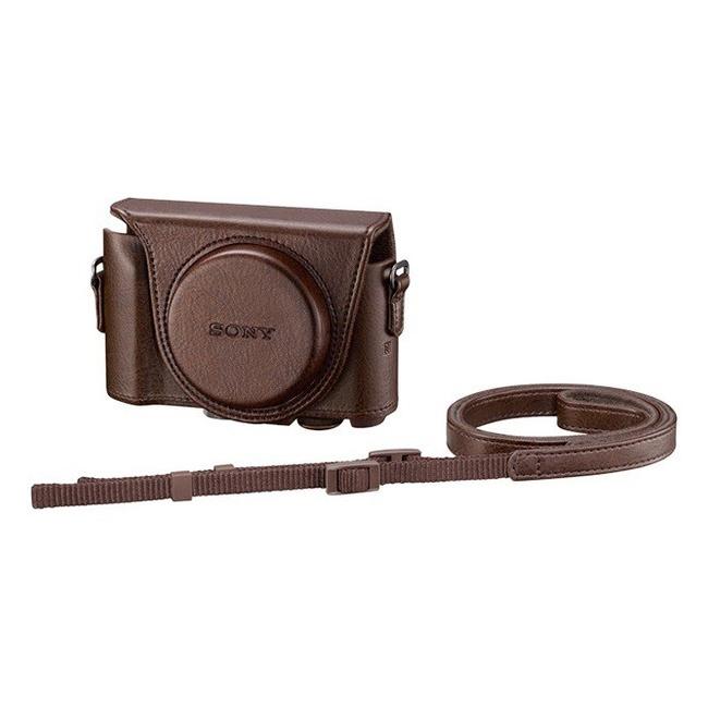 Сумка Sony LCJ-HWA для DSC-HX90 / WX500 Brown