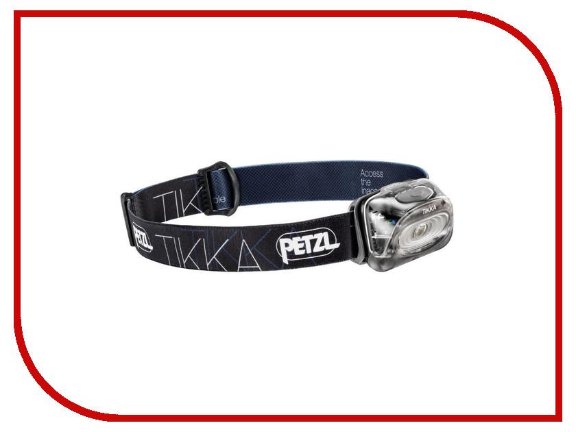 Фонарь Petzl Tikka E93 HNE Black<br>