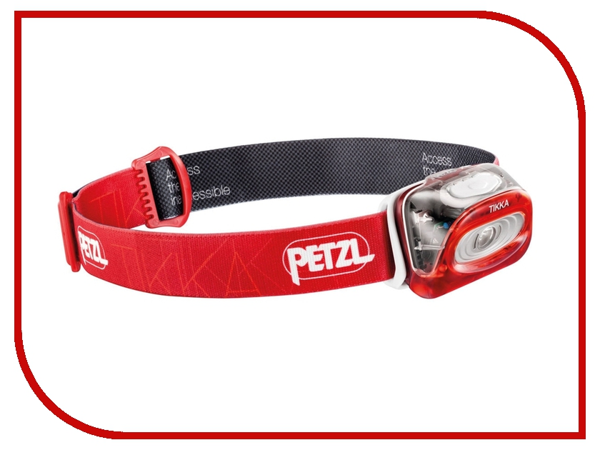 Фонарь Petzl Tikka E93 HMA Red<br>