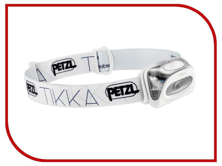 Фонарь Petzl Tikka E93 HFE White petzl фонарь tikka красный