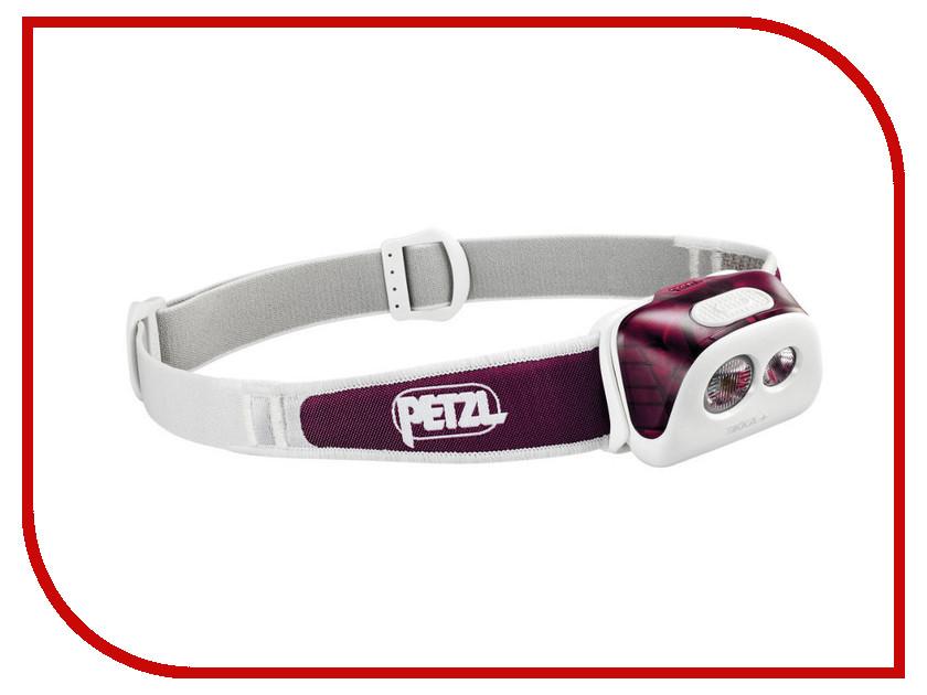 Фонарь Petzl Tikka Plus E97 HFE Purple