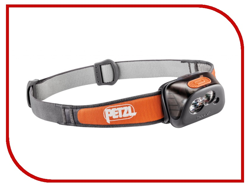 Фонарь Petzl Tikka XP E99 HOU Orange<br>