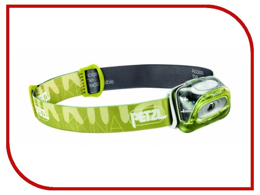 Фонарь Petzl Tikkina E91 HOU Green<br>