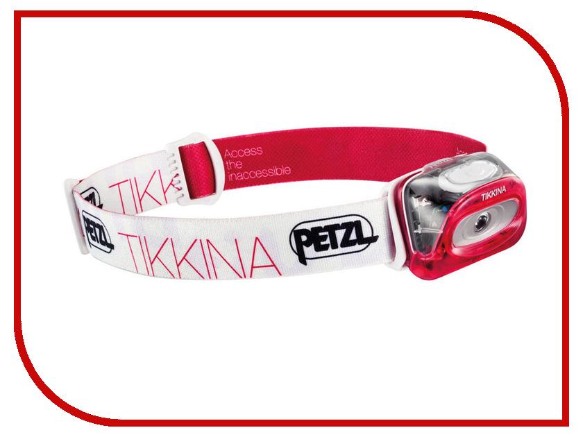 Фонарь Petzl Tikkina E91 HFE Pink<br>