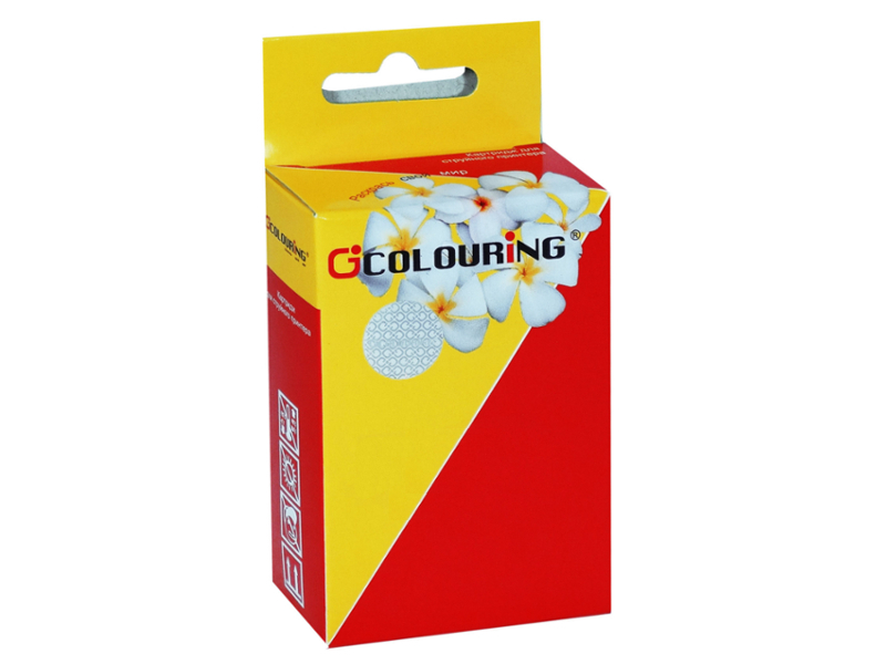 Аксессуар Colouring CG-CLI-521BK Black для Canon IP3600/IP4600/MP540/MP620/MP630/MP980